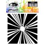 Visible Image - 6 x 6 Stencil - Strobes
