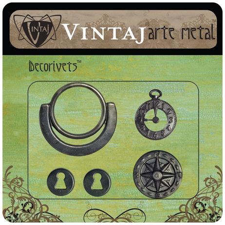 Vintaj Metal Brass Company - Arte Metal - Decorivets - Navigation