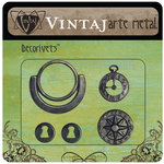 Vintaj Metal Brass Company - Arte Metal - Decorivets - Navigation