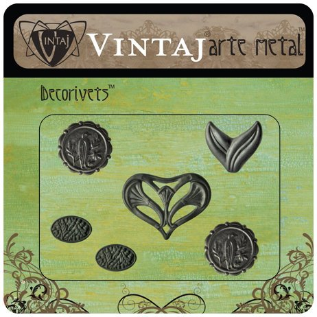 Vintaj Metal Brass Company - Arte Metal - Decorivets - Woodland