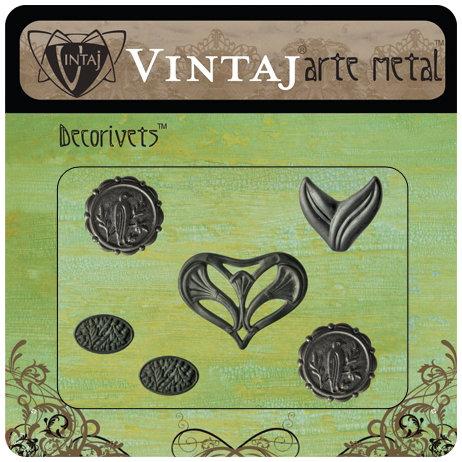 Vintaj Metal Brass Company - Arte Metal - Decorivets - Woodland