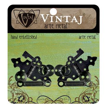 Vintaj Metal Brass Company - Arte Metal - Hardware - Bric-A-Brac