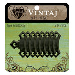 Vintaj Metal Brass Company - Arte Metal - Hardware - Corner Detail