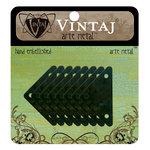Vintaj Metal Brass Company - Arte Metal - Hardware - Corner Plates