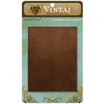 Vintaj Metal Brass Company - Metal Altered Blank Canvas - 3 x 4