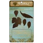 Vintaj Metal Brass Company - Metal Altered Blanks - Leaves