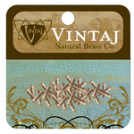 Vintaj Metal Brass Company - Metal Jewelry Hardware - Nail Head Rivets - Small