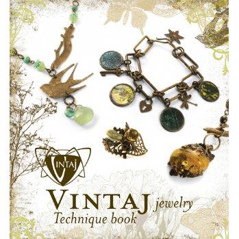 Vintaj Metal Brass Company - Jewelry Technique Book