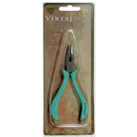 Vintaj Metal Brass Company - Tools - Ergo Chain Nose Plier with Cutter