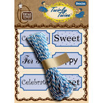 Vintage Street Market - Craft Pantry Staples - Twirly Twine - Denim