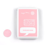 Waffle Flower Crafts - Color Story - Premium Dye Ink Pad - Tickled Pink