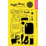 Waffle Flower Crafts - Clear Acrylic Stamps - Good Stuff