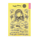 Waffle Flower Crafts - Clear Acrylic Stamps - Always