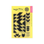 Waffle Flower Crafts - Clear Photopolymer Stamps - Arrowhead