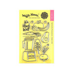Waffle Flower Crafts - Clear Photopolymer Stamps - We Blend