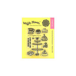 Waffle Flower Crafts - Clear Photopolymer Stamps - Sweet Treats