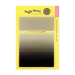Waffle Flower Crafts - Clear Photopolymer Stamps - Halftone Background