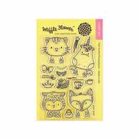 Waffle Flower Crafts - Clear Photopolymer Stamps - Be Her