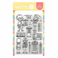 Waffle Flower Crafts - Clear Photopolymer Stamps - Oyez