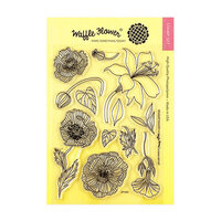 Waffle Flower Crafts - Clear Photopolymer Stamps - Bouquet Builder 4