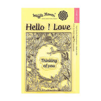 Waffle Flower Crafts - Clear Photopolymer Stamps - Fall Dreams