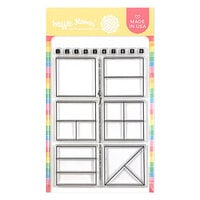 Waffle Flower Crafts - Clear Photopolymer Stamps - Color Combos
