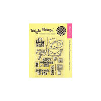 Waffle Flower Crafts - Clear Photopolymer Stamps - Sending Love