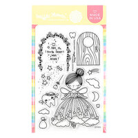 Waffle Flower Crafts - Clear Photopolymer Stamps - Tooth Fairy