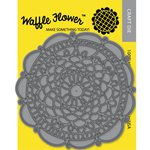 Waffle Flower Crafts Doily Circle Craft Dies