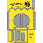 Waffle Flower Crafts - Craft Die - Template - Petal Holder