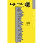 Waffle Flower Crafts - Craft Die - Chunky Grass
