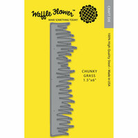 Waffle Flower Crafts - Craft Die - Chunky Grass