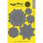Waffle Flower Crafts Lacy Flowers Craft Die