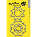 Waffle Flower Crafts - Craft Die - Lacy Flower Mats