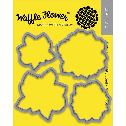 Waffle Flower Crafts - Craft Die - Succulents