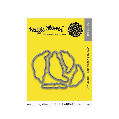 Waffle Flower Crafts - Craft Die - Shellabrate