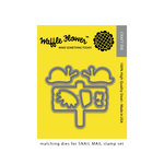 Waffle Flower Crafts - Craft Die - Snail Mail