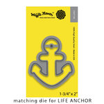 Waffle Flower Crafts - Craft Die - Life Anchor