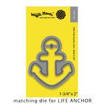 Waffle Flower Crafts - Craft Die - Life Anchor