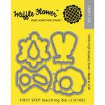 Waffle Flower Crafts - Craft Die - First Step