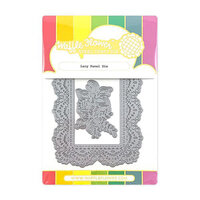 Waffle Flower Crafts - Craft Die - Lacy Panel