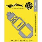 Waffle Flower Crafts - Craft Die - Little Gifts 3D