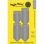 Waffle Flower Crafts - Craft Die - Dimensional Frames