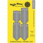 Waffle Flower Crafts - Craft Die - Dimensional Frames