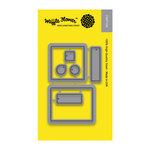 Waffle Flower Crafts - Planner Collection - Craft Die - Creative Bits