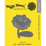 Waffle Flower Crafts - Craft Die - Magical Flower 1