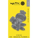 Waffle Flower Crafts - Craft Die - Magical Flower 2