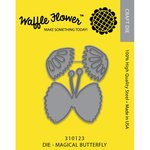 Waffle Flower Crafts - Craft Die - Magical Butterfly