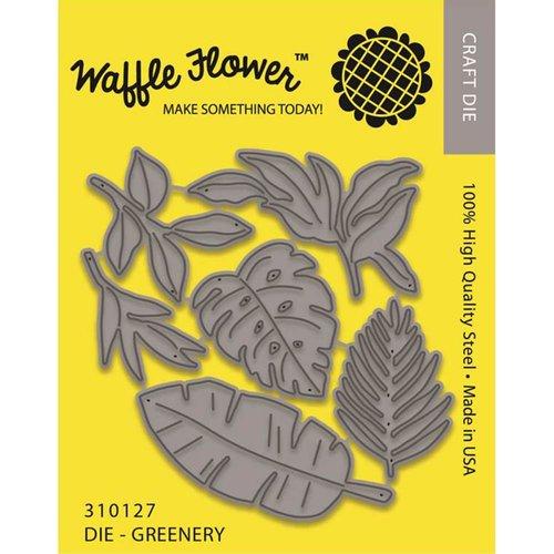 Waffle Flower Crafts - Craft Dies - Greenery