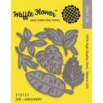 Waffle Flower Crafts - Craft Die - Greenery